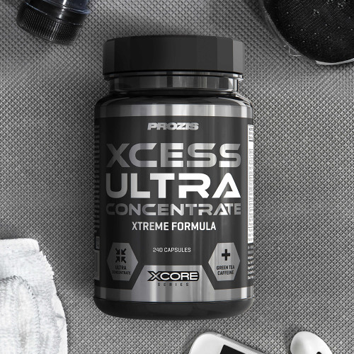 XCESS Ultra Concentrate 240 caps