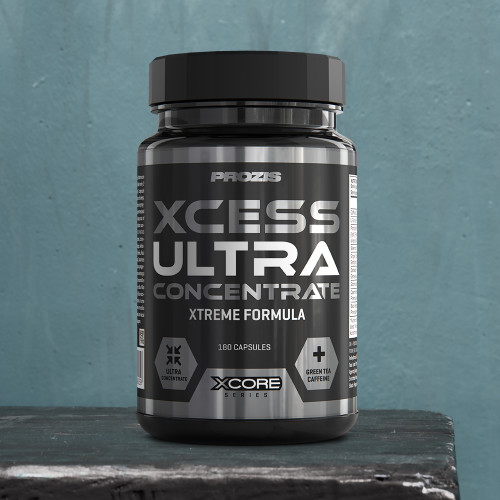 XCESS Ultra Concentrate 180 caps