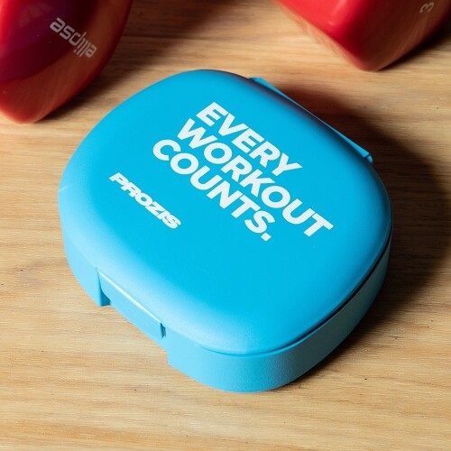 Every Workout Counts Pillbox