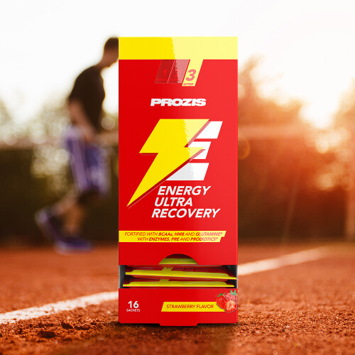 16 x Energy Ultra Recovery 40 g