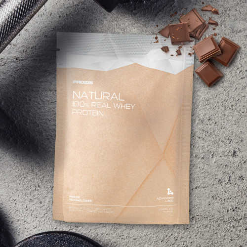 Natural Real Whey Protein sobre 25 g
