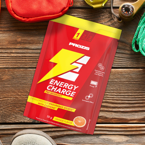 Sachet Energy Charge - Pre Workout 50 g