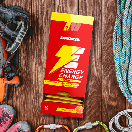 16 x Energy Charge - Pre-workout 50 g