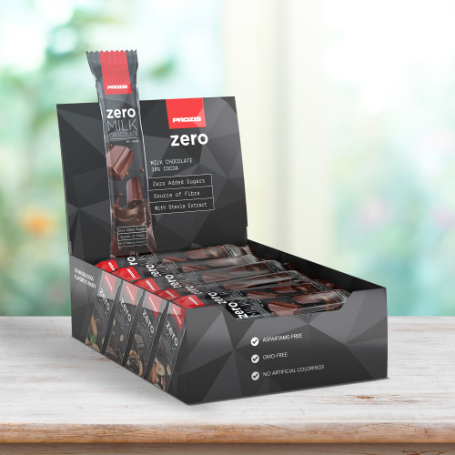 24 x Zero Milk Chocolate 30 g