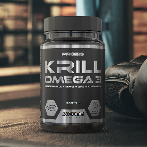 Krill Omega 3 90 softgels