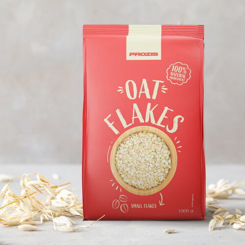 Oat Flakes - Small Flakes 1000 g