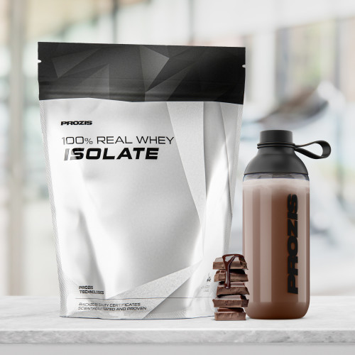 100% Real Whey Isolate 1000 g