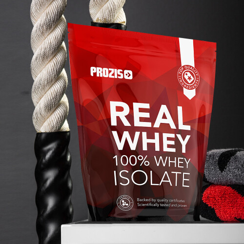 100% Real Whey Isolate 4000 g