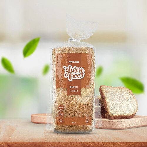Gluten Free Loaf Bread - Flaxseed 400 g