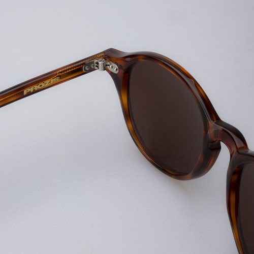 Sunglasses - McQueen Brown