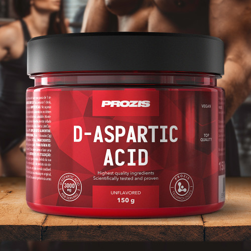 Acide D-Aspartique 150 g