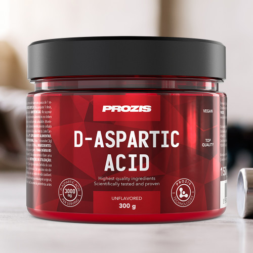 Acide D-Aspartique 300 g