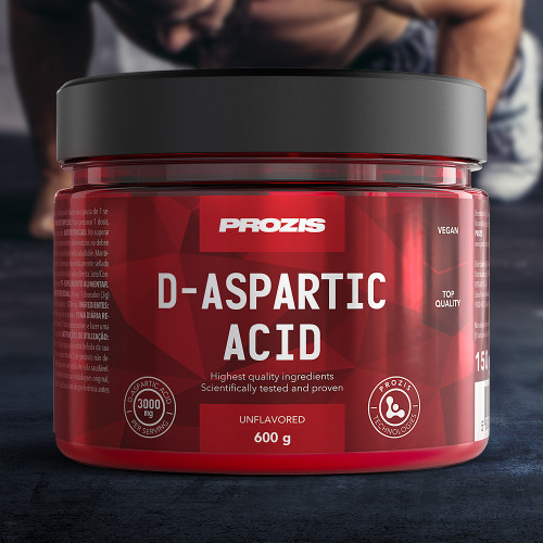Acide D-Aspartique 600 g
