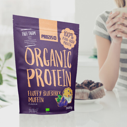 Organic Vegetable Protein 1800 g
