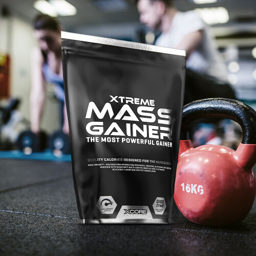 Xtreme Mass Gainer SS 10888 g