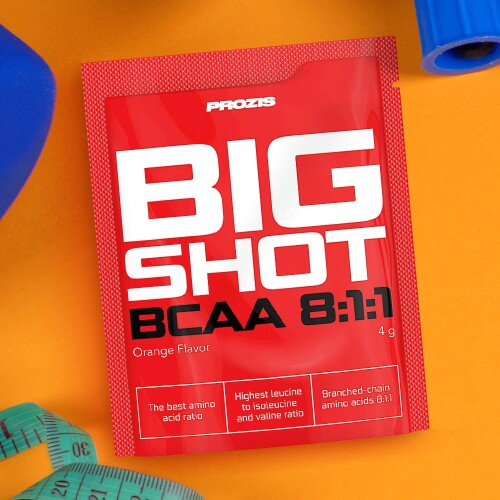 Sachet Big Shot - BCAA 8:1:1 1 serving