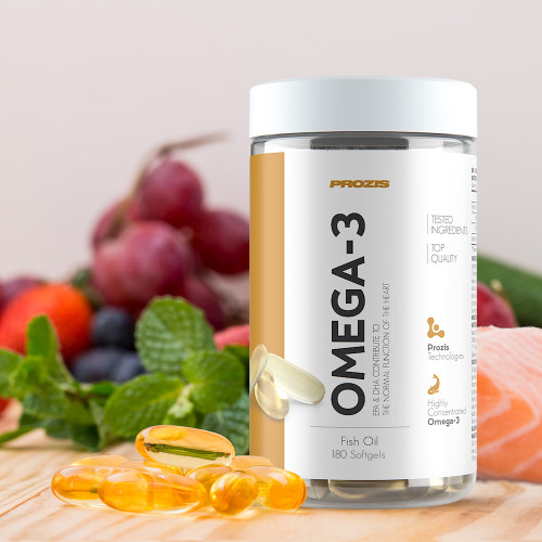 Omega 3 - 180 softgels