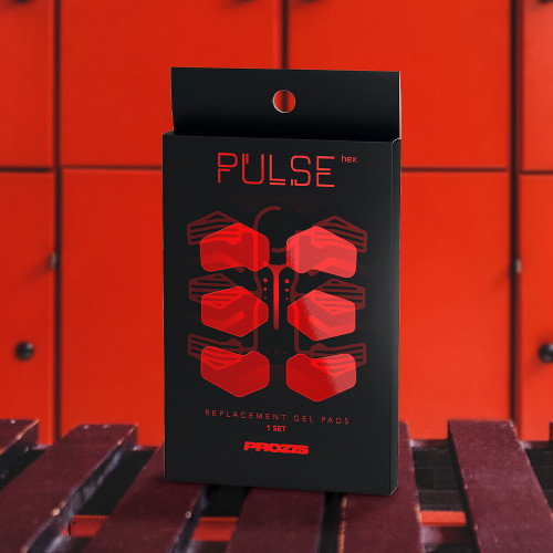 Replacement Gel Pads PULSE HEX
