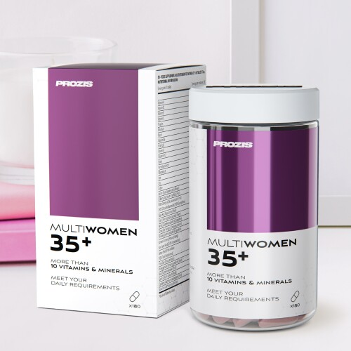 Multi Women 35+ - 180 tabs