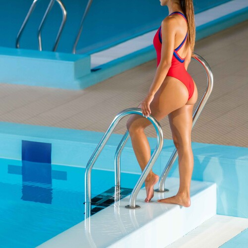 Prozis Swimsuit - Mireia Red