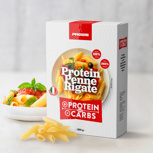 Protein Pasta - Penne Rigate 250 g
