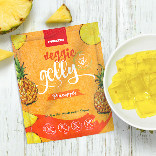 Veggie Gelly - Agar-Agar 15 g Pineapple