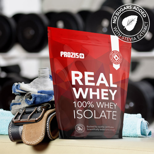 Natural Real Whey Isolate 4000 g