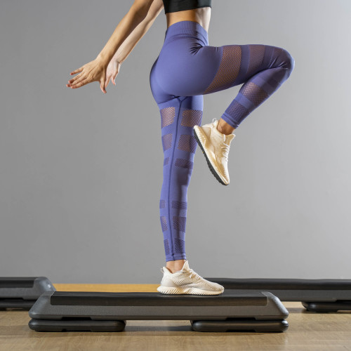 X-Skin Leggings - Season Violet Storm
