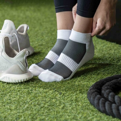 B-Active Trainings-Socken - Step by Step