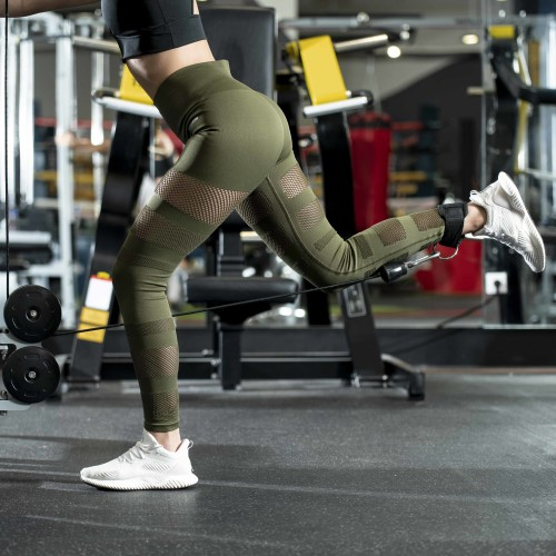 X-Skin Season legging - Dark Olive