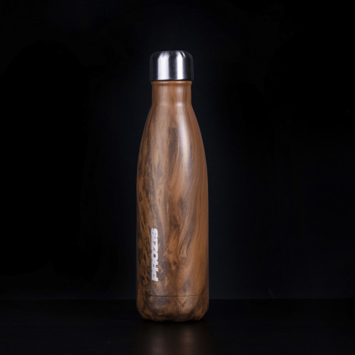 Kool Flaske - Wood 500 ml