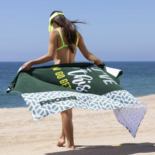 Giant Beach Towel - You've got this