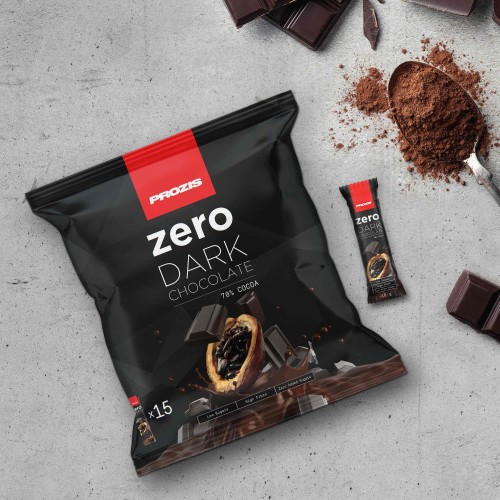 15 x Mini Zero Dark Chocolate 10 g