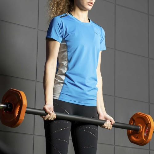 X-Gym T-Shirt - Spin W Blue