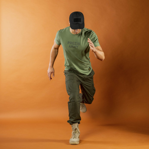 Army T-Shirt - Winners Green