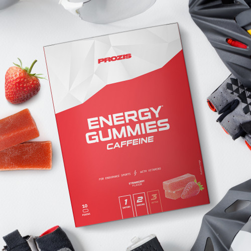 10 x Energy Gummies + Caffeine 13 g