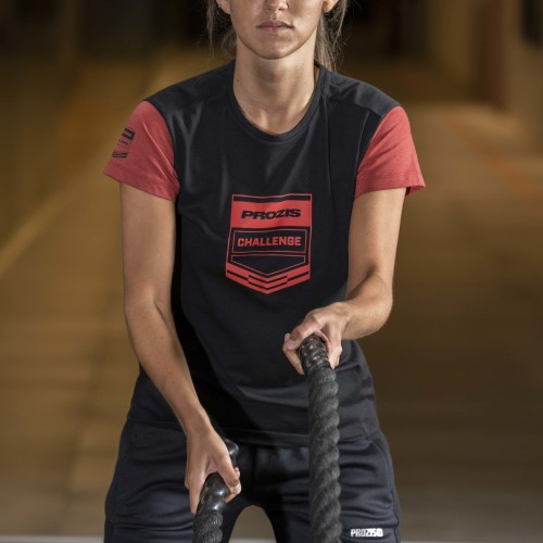 T-Shirt Challenge - Athlete Woman
