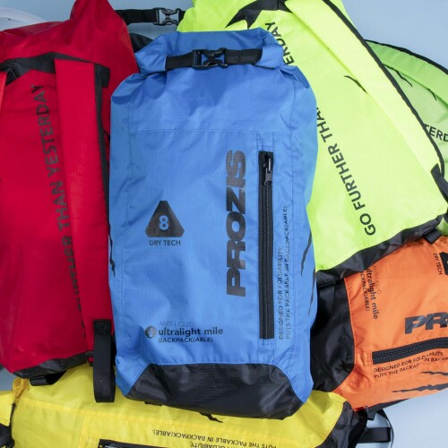Ultralight Bag - Mile Runner Blue