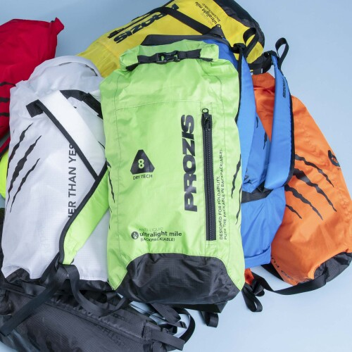 Ultralight Bag - Mile Runner Neon Green