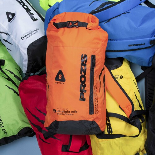 Ultralight Bag - Mile Runner Orange