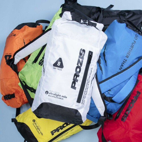 Ultralight Bag - Mile Runner White