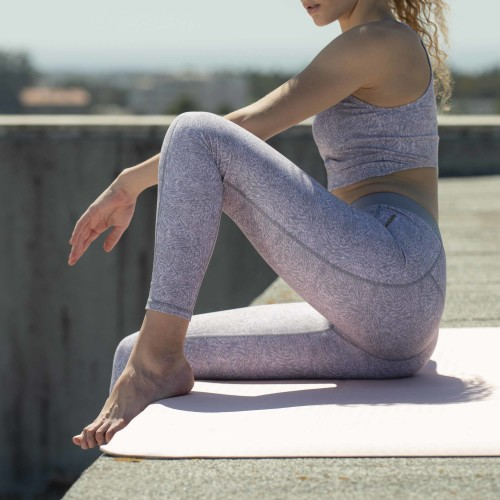 X-Sense Kafue Leggings - Blue