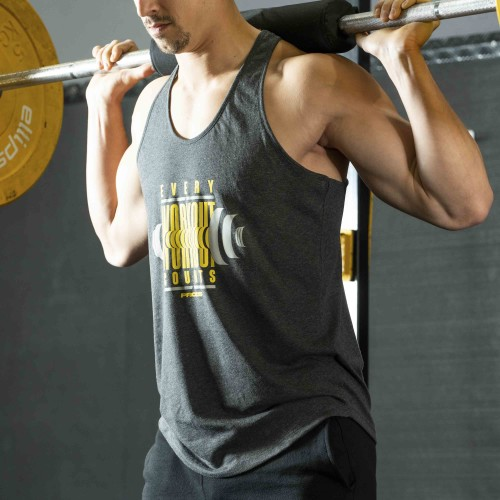 Power Up Tank Top - Every Workout Counts