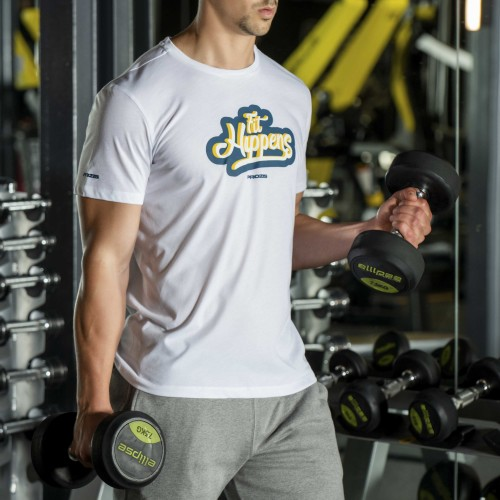T-Shirt Power Up - Fit Happens