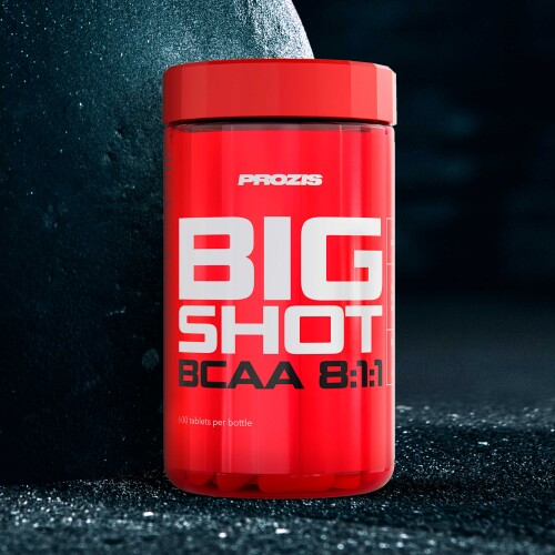 Big Shot - BCAA 8:1:1 - 600 tabs