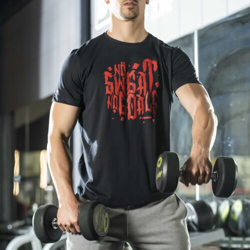 T-Shirt Power Up - No Sweat