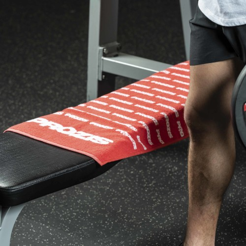 Prozis Gym Towel - Red