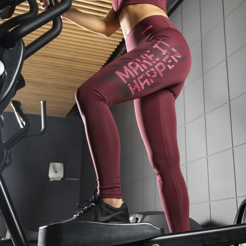 Power Up Leggings - Make it happen