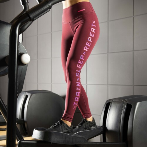 Leggings Power Up - Train Sleep Repeat
