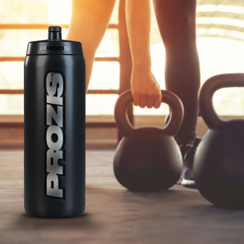 HydroX Bottle - Black Shadow